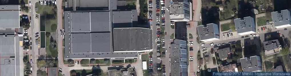 Zdjęcie satelitarne Studio Koncertowe P.R.