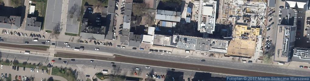 Zdjęcie satelitarne Prestige Car Spa