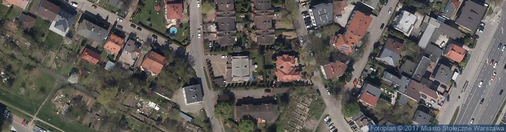 Zdjęcie satelitarne Zdrowy Styl Magda Komorowska