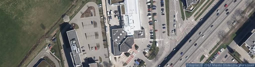 Zdjęcie satelitarne Renault Retail Group Warszawa Sp. z o.o.