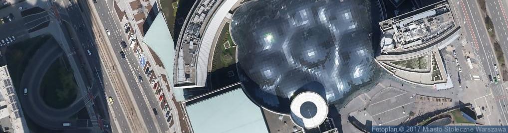Zdjęcie satelitarne Reserved - Sklep odzieżowy