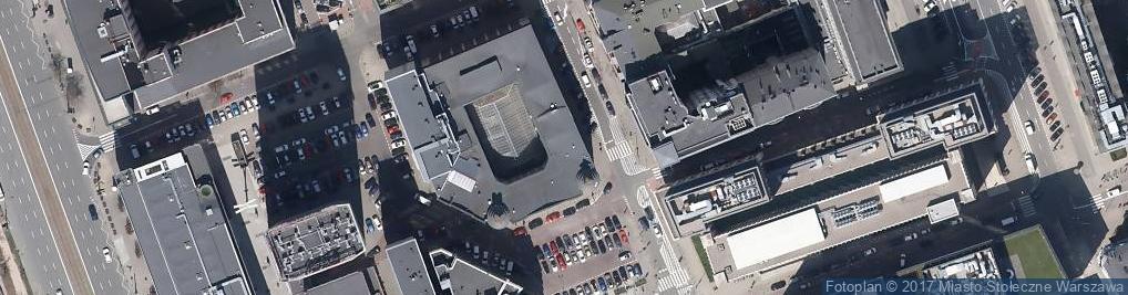 Zdjęcie satelitarne Klub Utopia