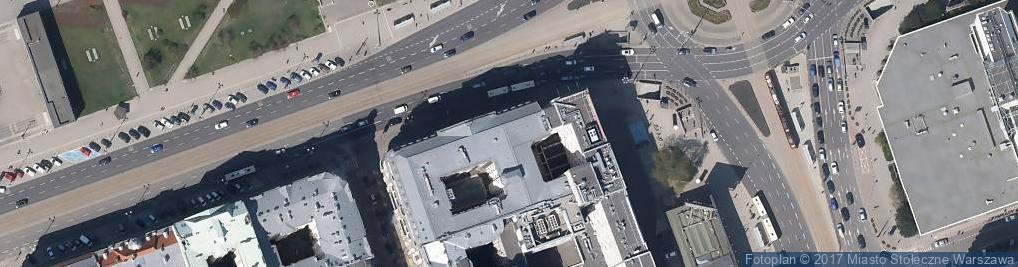 Zdjęcie satelitarne Polonia Restaurant