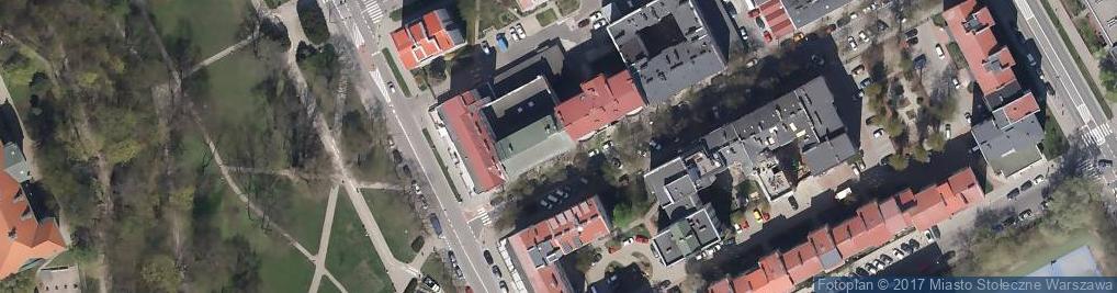 Zdjęcie satelitarne Restauracja ''Veg Deli''