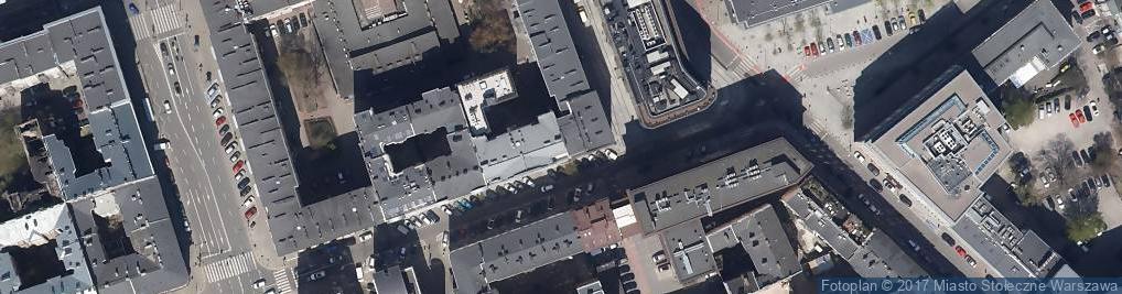 Zdjęcie satelitarne Restauracja 'Drugie Dno'