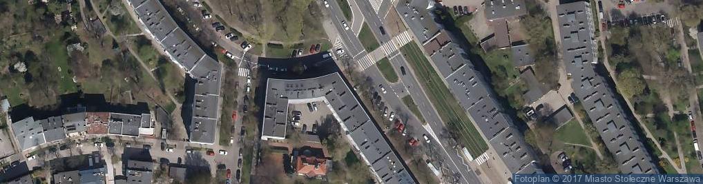 Zdjęcie satelitarne Restauracja 'Głodomory'