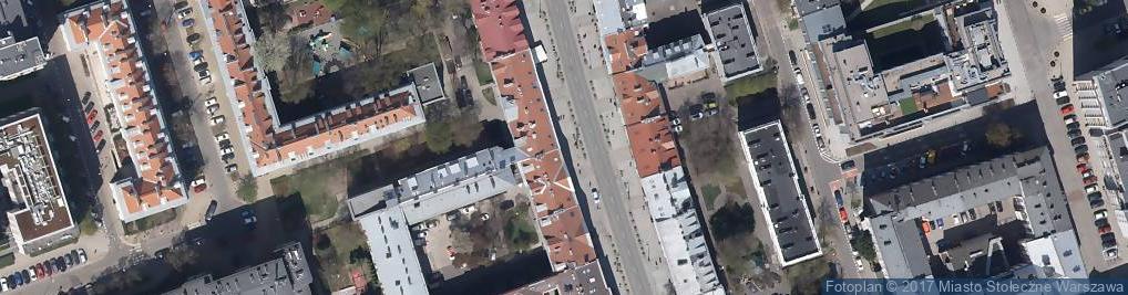 Zdjęcie satelitarne Restauracja 'Gościniec Polskie Pierogi'