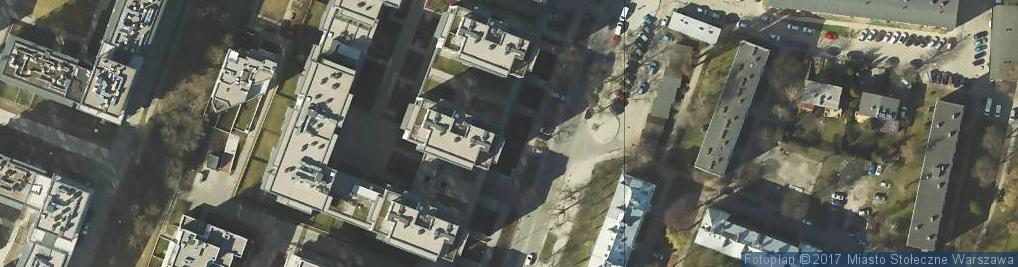 Zdjęcie satelitarne Restauracja 'Kura Buffalo Wings & Craft Beer'