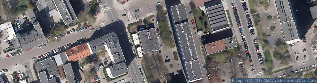 Zdjęcie satelitarne Restauracja 'Oberża Pod Czerwony Wieprzem'