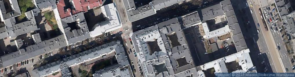 Zdjęcie satelitarne Restauracja 'Prodiż Warszawski'