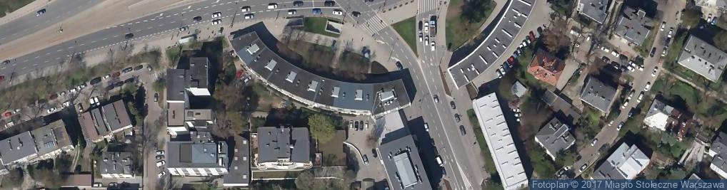 Zdjęcie satelitarne Restauracja 'Silk & Spicy'