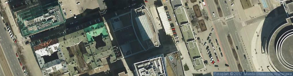 Zdjęcie satelitarne Restauracja Akashia