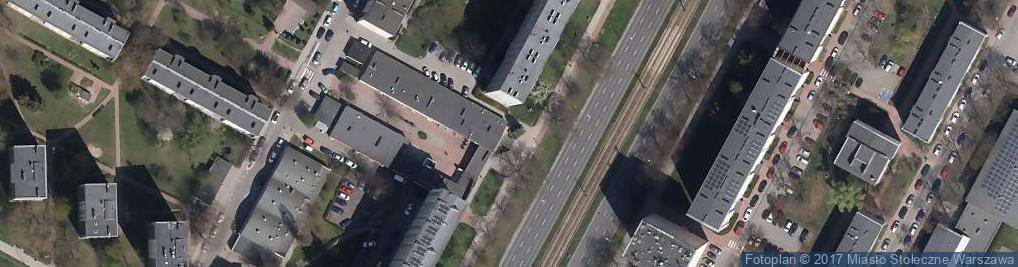 Zdjęcie satelitarne Restauracja Amarant