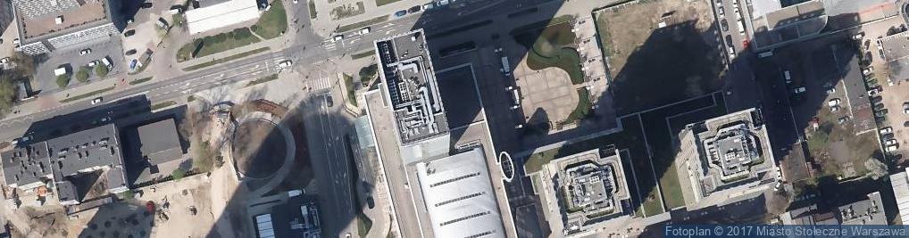 Zdjęcie satelitarne Restauracja Japońska Ginza