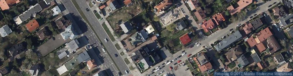 Zdjęcie satelitarne Restauracja Pink Lobster