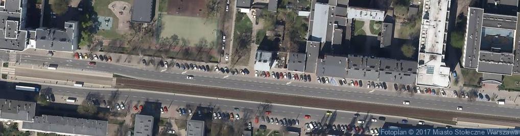 Zdjęcie satelitarne Sklep, Serwis Rowerowy