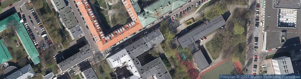 Zdjęcie satelitarne TRAVEL BIKE Serwis rowerowy Sklep Miejsce Spotkań