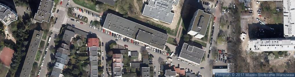 Zdjęcie satelitarne Bis Serwis