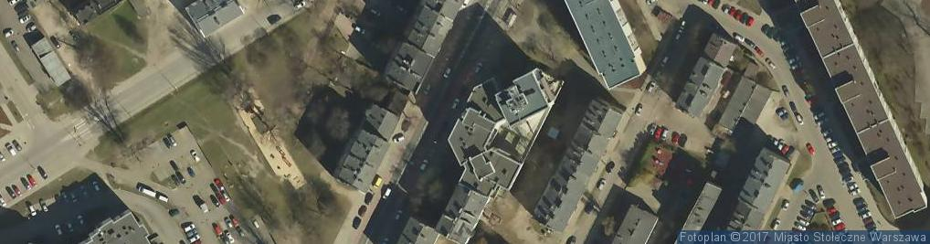 Zdjęcie satelitarne Outlet AGD i serwis