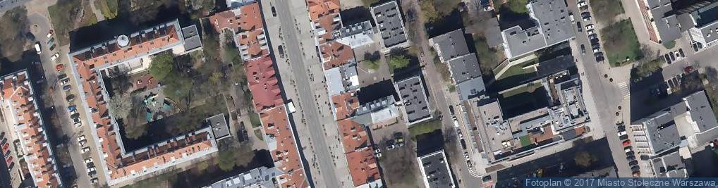 Zdjęcie satelitarne Oto - Sushi