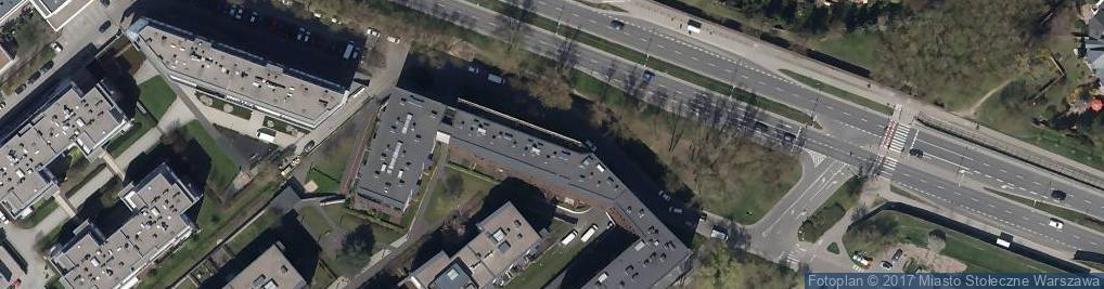 Zdjęcie satelitarne DMR STUDIO - Wycena Nieruchomości, Rzeczoznawca Majątkowy