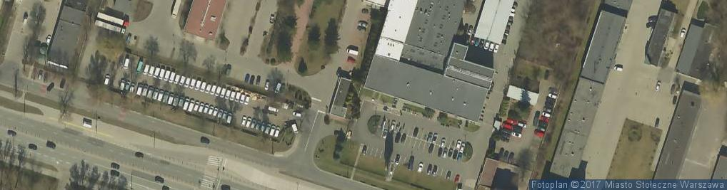 Zdjęcie satelitarne Salon S-Plus - Serwis samochodowy