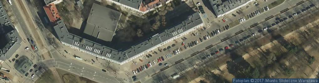 Zdjęcie satelitarne Santander Bank Polska - Bankomat