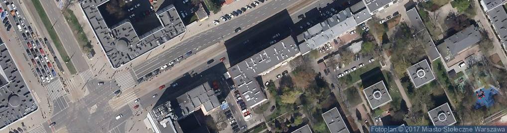 Zdjęcie satelitarne Santander Consumer Bank - Oddział