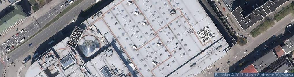Zdjęcie satelitarne Sizeer - Sklep odzieżowy