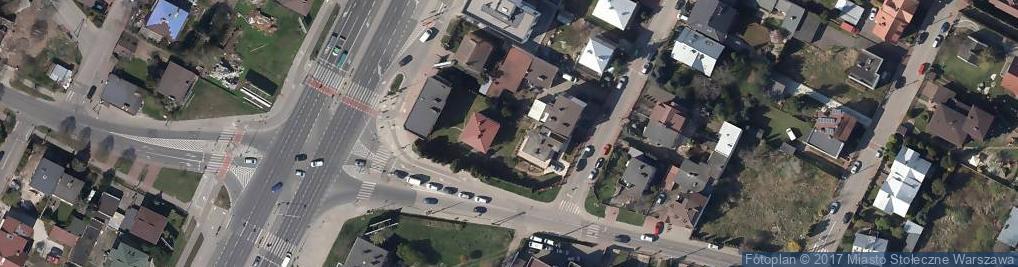 Zdjęcie satelitarne PLANET ALKOHOLI