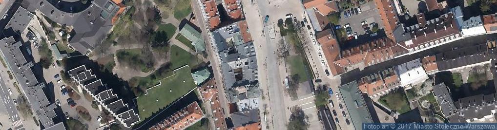 Zdjęcie satelitarne NEPTUNEA
