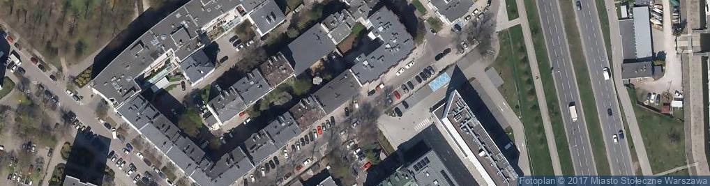 Zdjęcie satelitarne QES SERWIS - JVC