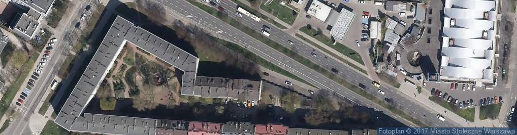 Zdjęcie satelitarne Zakupowe Szalenstwo