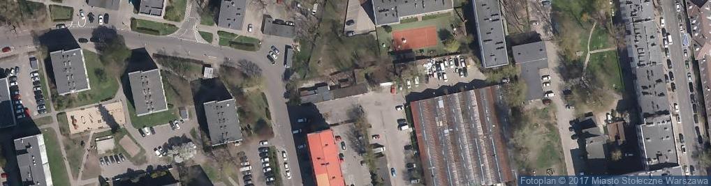 Zdjęcie satelitarne Auto Skoda