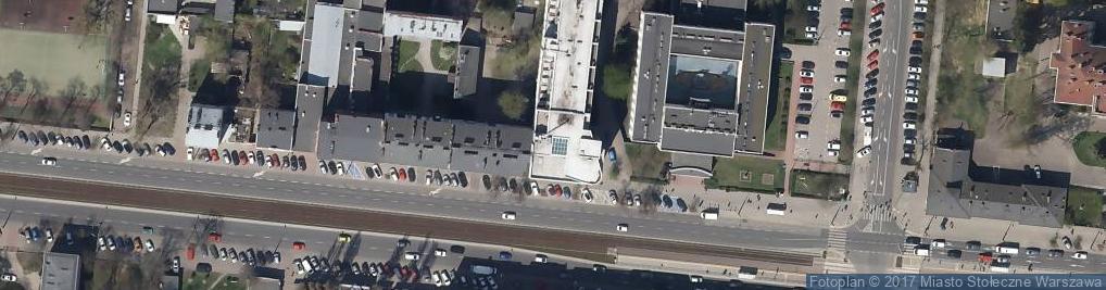 Zdjęcie satelitarne Skrzynka pocztowa