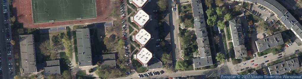 Zdjęcie satelitarne Słoneczna - Apteka