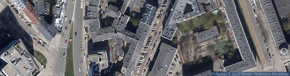 Zdjęcie satelitarne Atelier Juliette