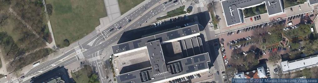 Zdjęcie satelitarne Sofitel - Hotel