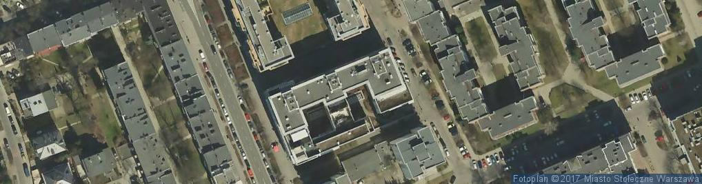 Zdjęcie satelitarne Hot Sun S.C.