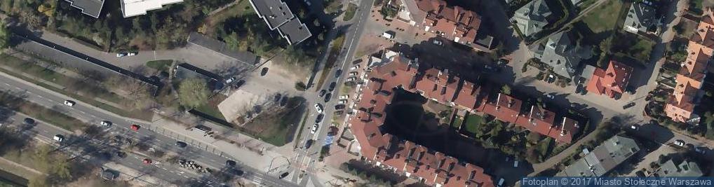 Zdjęcie satelitarne Solarium