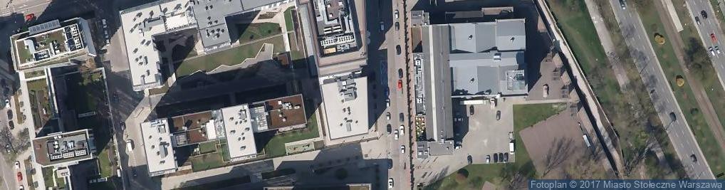 Zdjęcie satelitarne SPC - Piekarnia