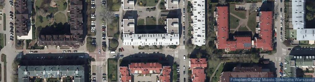 Zdjęcie satelitarne Dziesiątka