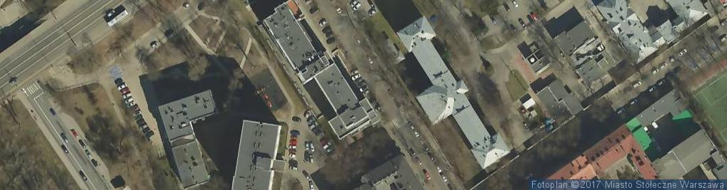 Zdjęcie satelitarne SBM JUVENES
