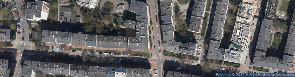 Zdjęcie satelitarne SMB Budowisko