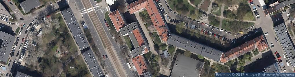 Zdjęcie satelitarne 'Delikatesy Wilsonek'