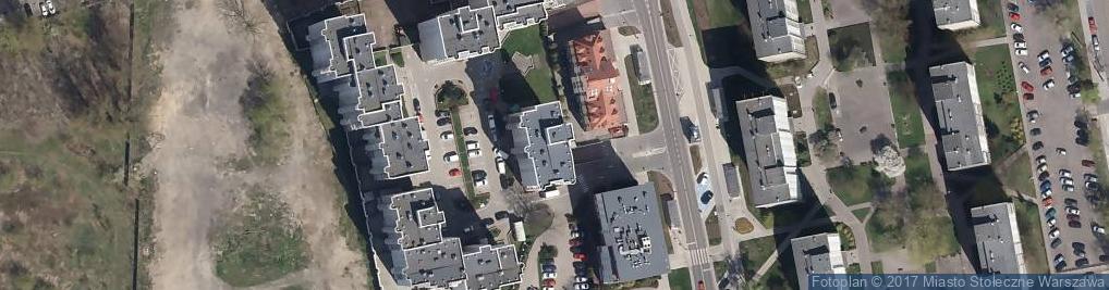 Zdjęcie satelitarne 'Jędruś'