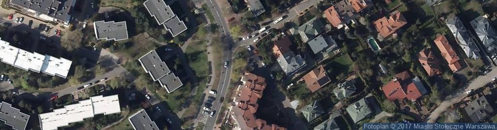 Zdjęcie satelitarne DH Derby