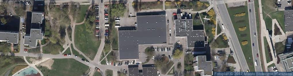 Zdjęcie satelitarne Sklep Spożywczo-Przemysłowy 'Delikatesy Stolicy'