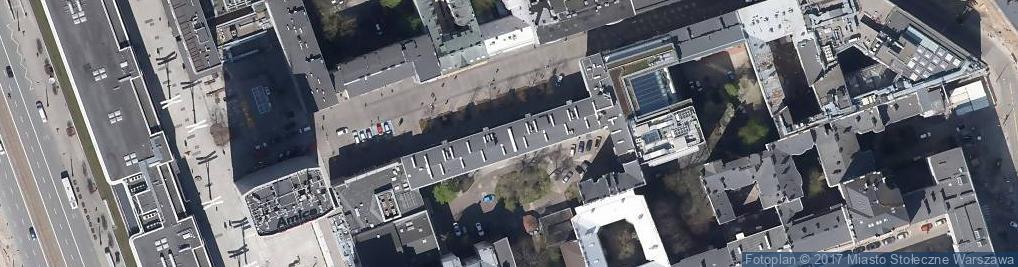 Zdjęcie satelitarne Sklep Spożywczy