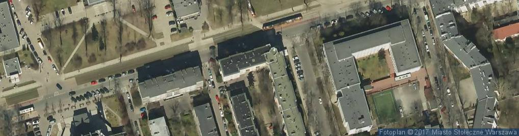 Zdjęcie satelitarne Sklep Wielobranżowy 'Top'